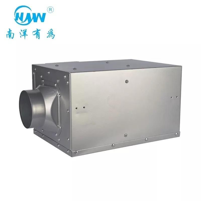 180°DPT25-76E超静音型管道换气扇南洋有为