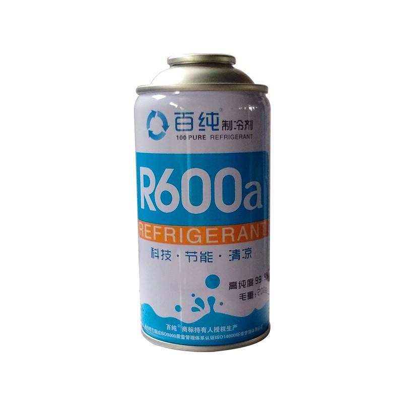百纯R600A冷媒
