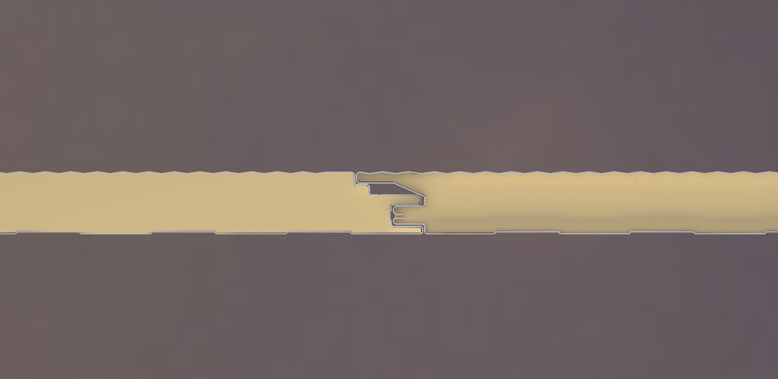 聚氨酯无缝墙面板