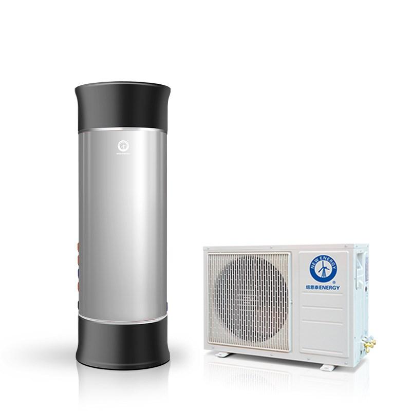纽恩泰欧尚家用空气能热水器分体机1.5匹210升