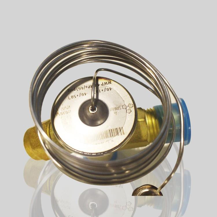 三花制冷配件RFKH系列不锈钢热力膨胀阀(含阀芯线圈)