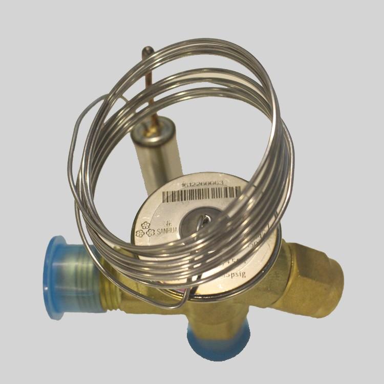 三花制冷配件RFKH系列不銹鋼熱力膨脹閥(含閥芯線圈)