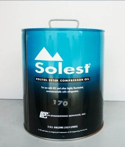 冷冻油solest 170 环保冷冻机油