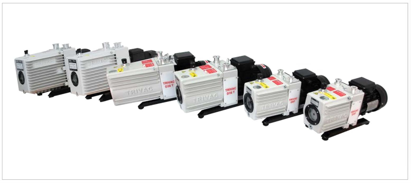 冻干机用德国莱宝进口双级油泵D25B D40B D65B销售维修