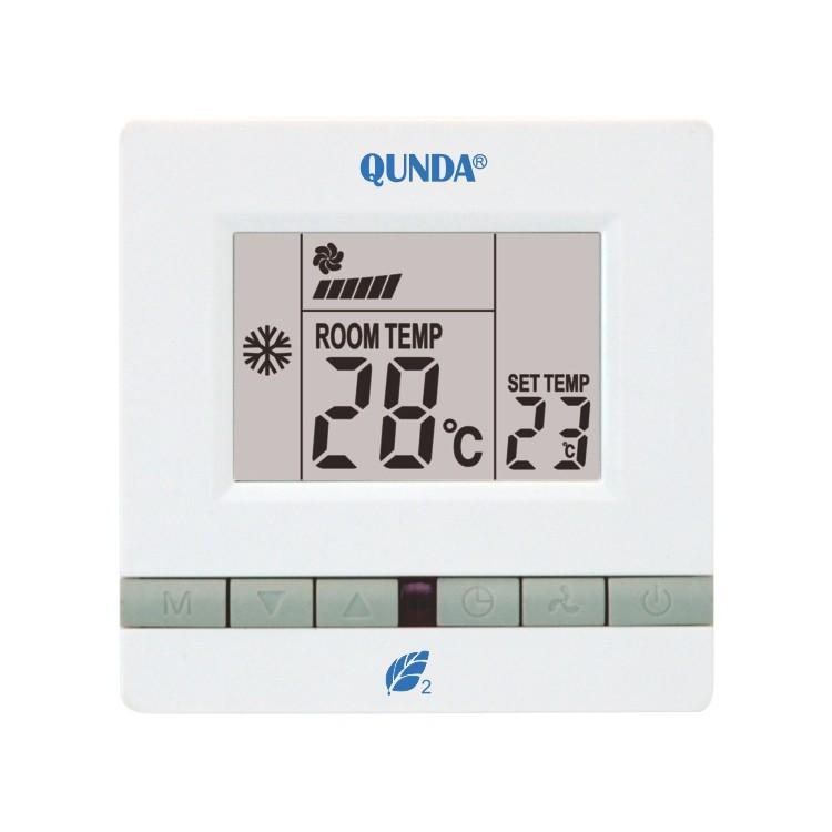 苏州群达中央空调室内温控器  QD-HVAC02