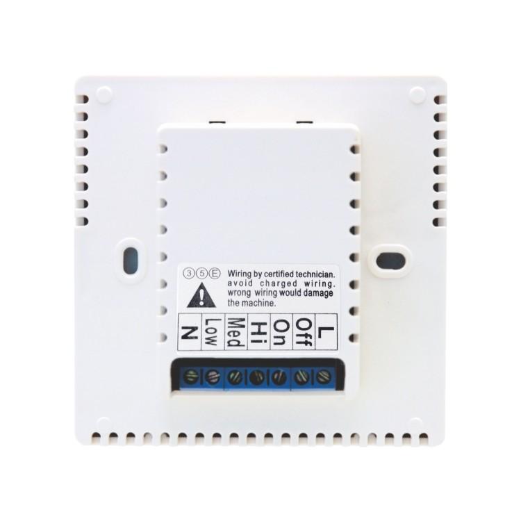 苏州群达中央空调室内温控器   QD-HVAC05
