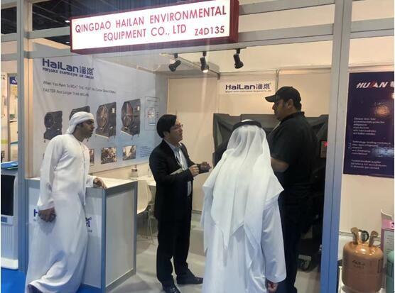 *2021年迪拜暖通制冷、净化楼宇自控、建材展BIG5