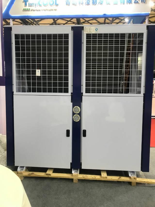 嵊州金雪 FNM 200风冷系列冷凝器