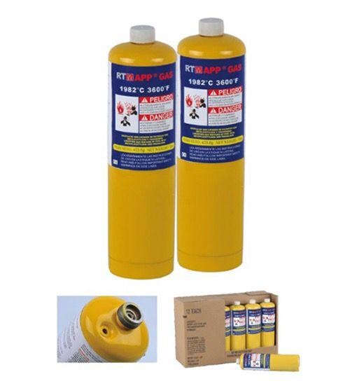 MAPP气体 (无氧焊枪专用)商品代码17013
