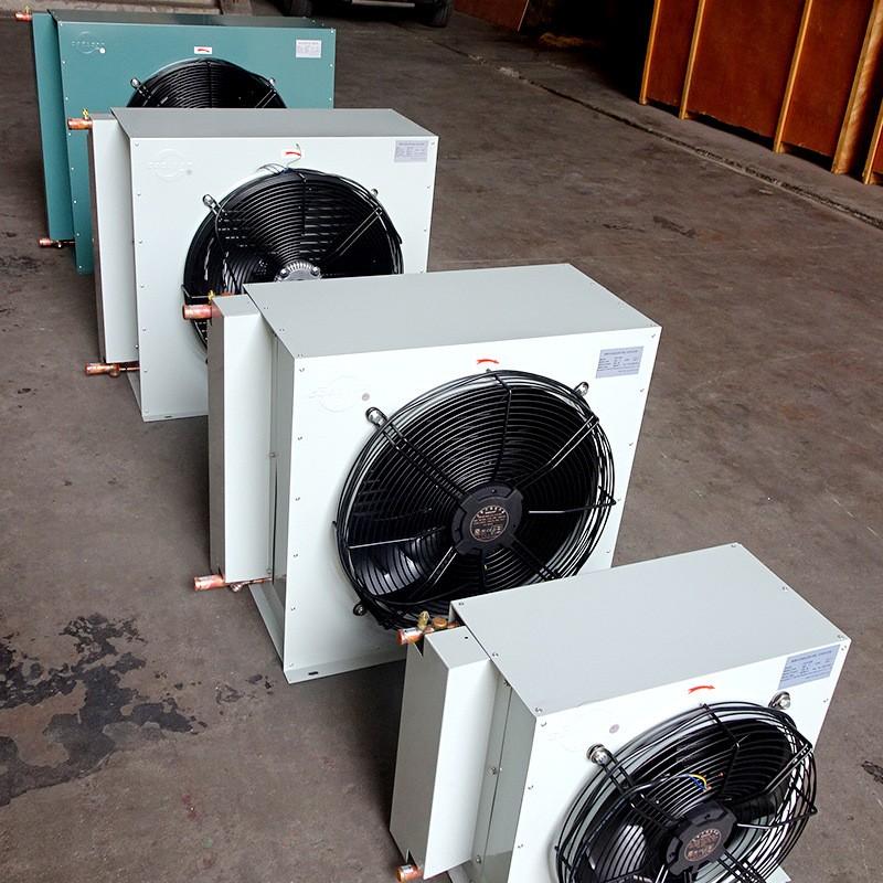 风冷油冷却器冷凝器螺杆机组专用换热器