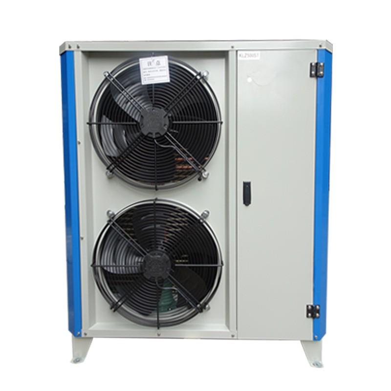 丹佛斯5匹全配置冷凝机组耐腐蚀不锈钢螺丝中高温冷库
