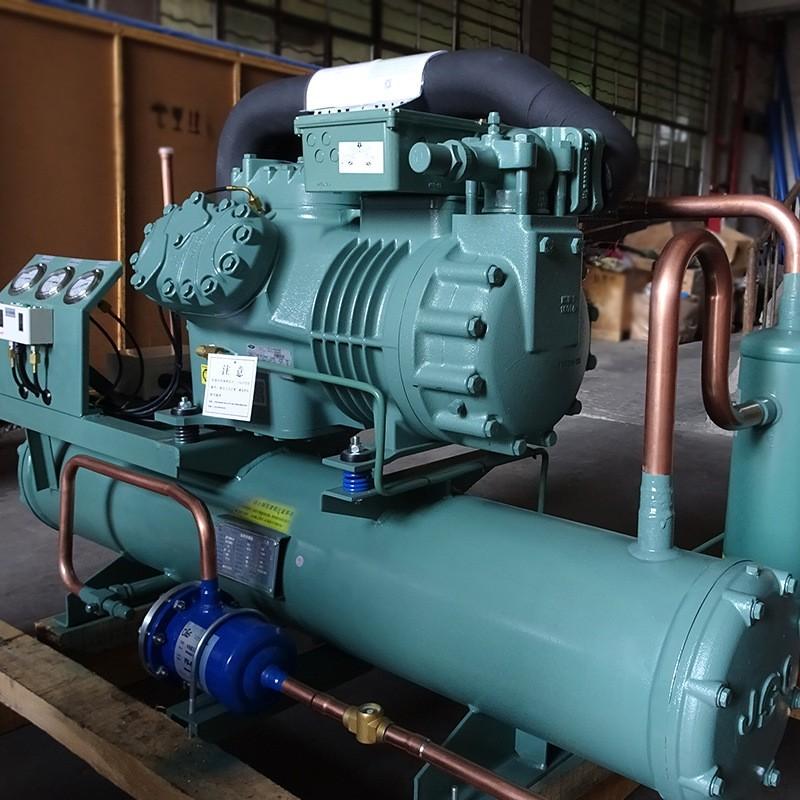 德国比泽尔Bitzer6缸单机水冷机组制冷量大专业厂家制造性价比高