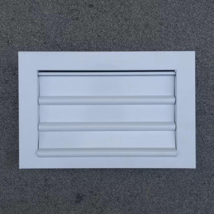 佛山友胜自垂式百叶  铝合金风口系列