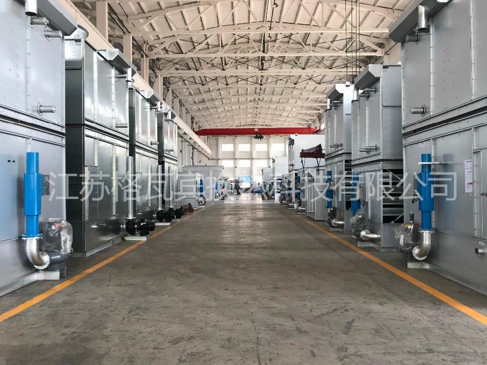 江苏格瓦宾蒸发式冷凝器厂家 高效逆流式冷凝器  节能冷凝器
