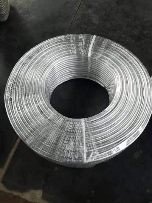 郑州恒兴顺冰箱管 空调管 汽车水箱专用1060纯铝盘管 软态无缝铝管