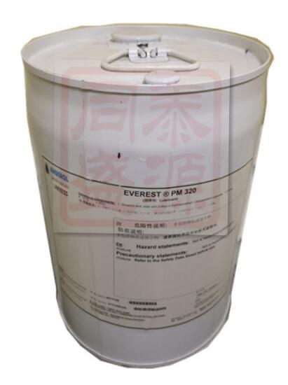 泰源同盛科聚亚合成冷冻压缩机润滑油EVEREST320  18.9L/桶