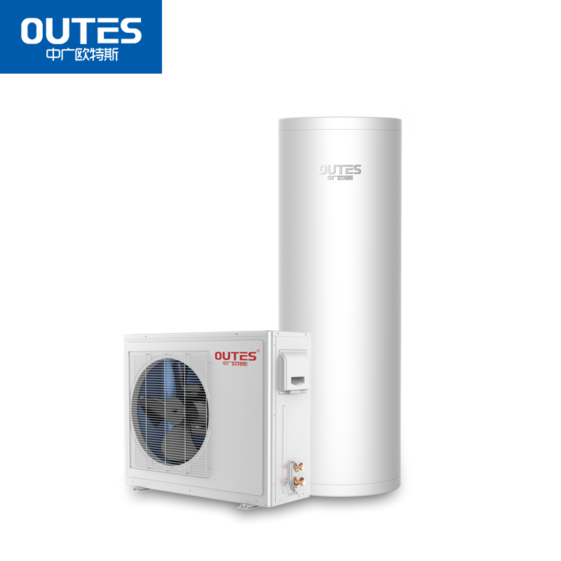 中广欧特斯(outes)空气能热水器 家用分体 新欧特卡丽系列 300L