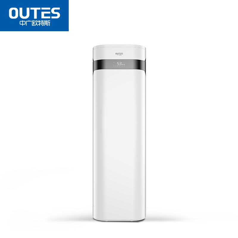 中广欧特斯(outes)空气能热水器 家用一体机 小爱系列 120L