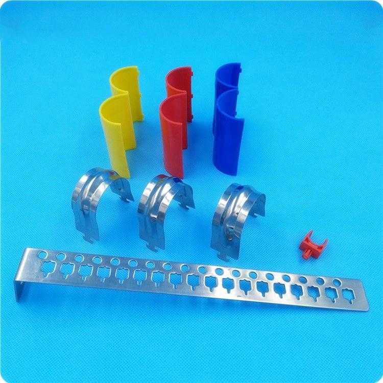 中央空调吊码中央空调管卡扣配件快速安装吊码吊卡卡扣管套套装