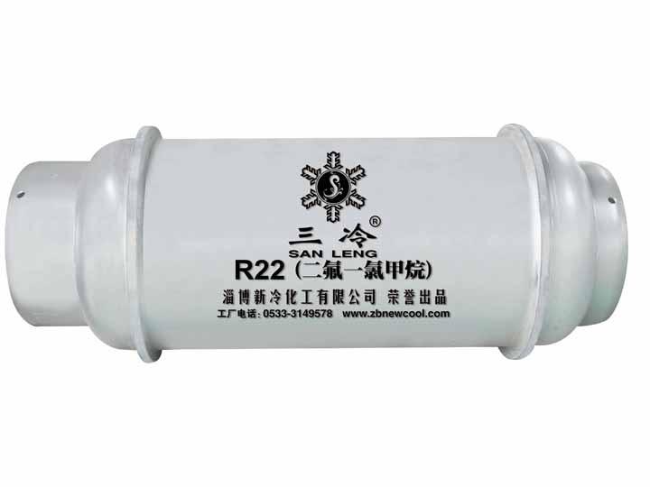 R22 反复使用钢瓶 制冷剂 二氟一氯甲烷