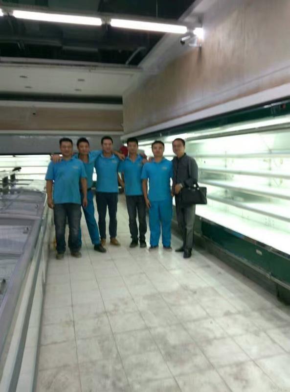 长沙汉琥超市展示柜