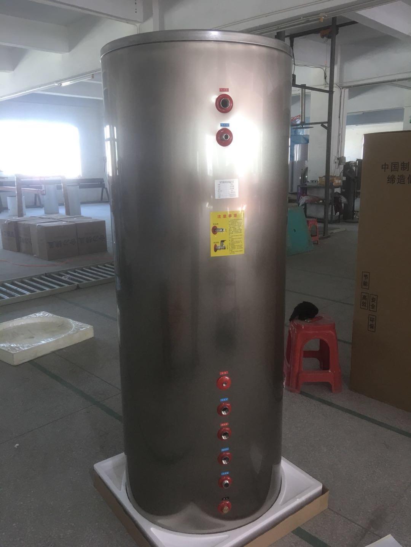 东莞龙文空气能304不锈钢承压保温水箱800升