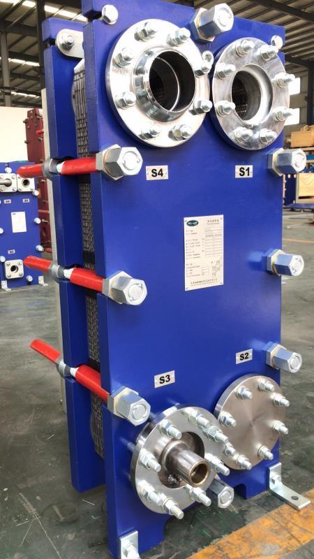 南通海轶锶 激光半焊板式换热器 LSW100