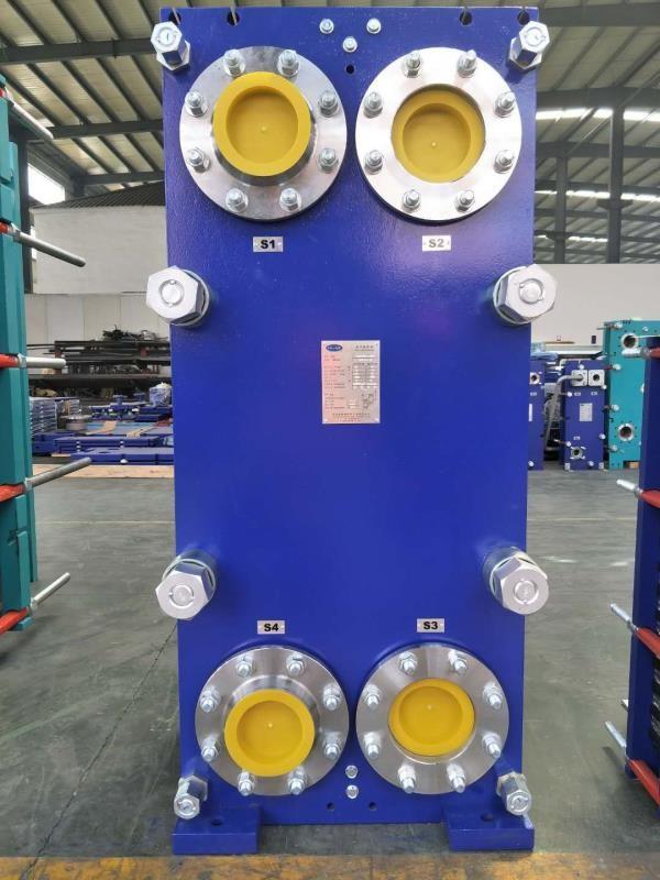 南通海轶锶 激光半焊板式换热器 LSW150