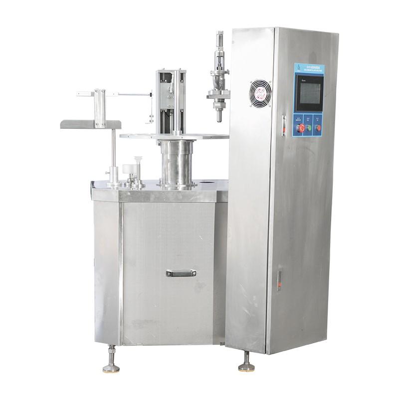 宁波正瀚BG-4S6 冰淇淋4排灌装机