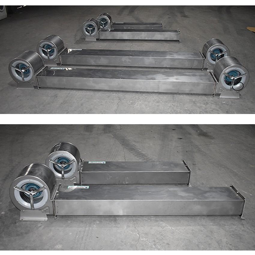 厂家定制不锈钢风幕机 冷库厂房专用大风量风幕机