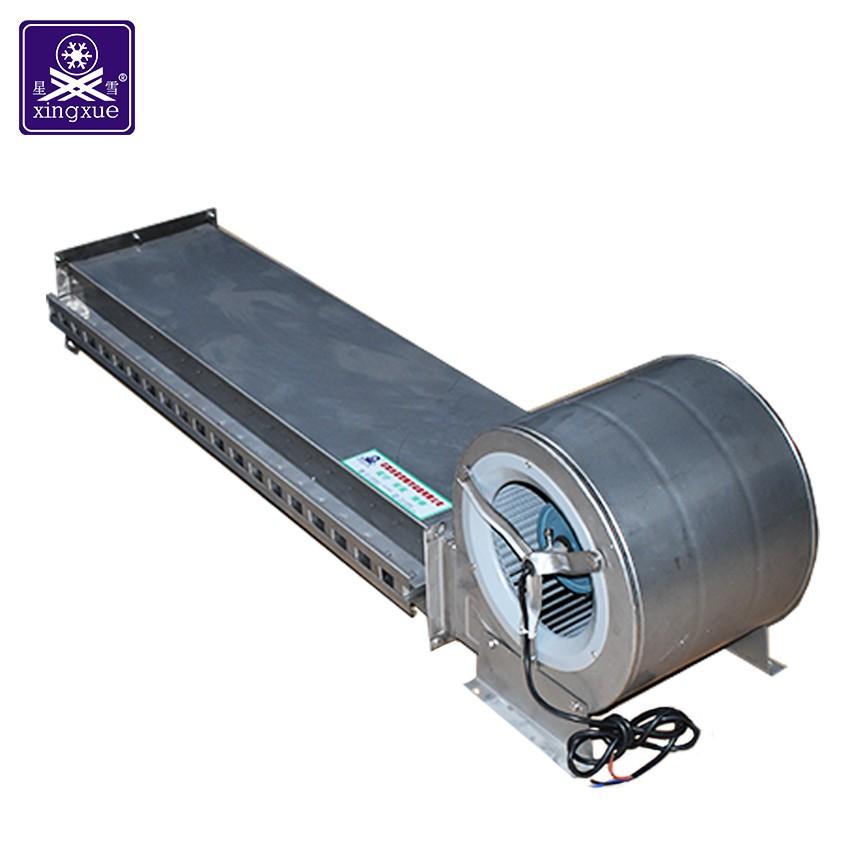 厂家定制离心式低噪音风幕机 大风量不锈钢板风幕机定制