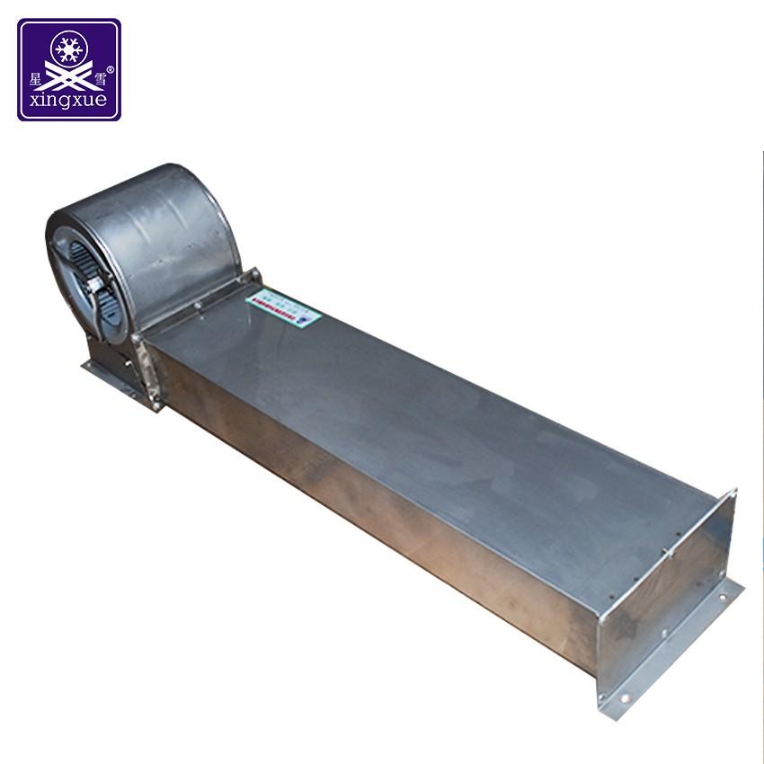 风幕机定做彩钢 不锈钢550w大风力风幕机 风帘机批发
