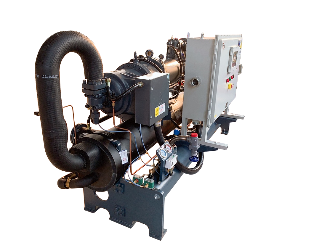 复盛SRL140B-MS防爆单机冷水机