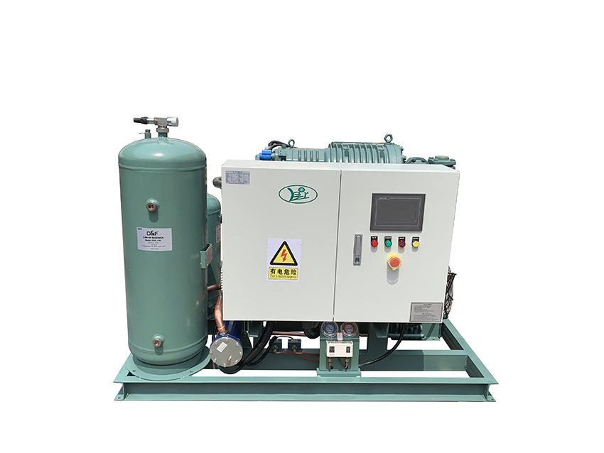 比泽尔50HP高温单机蒸发冷机组