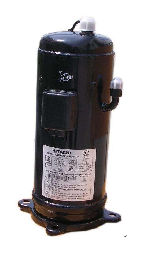 全国仓储批发日立原装压缩机E655DHD-65D2YG10匹直流变频并联