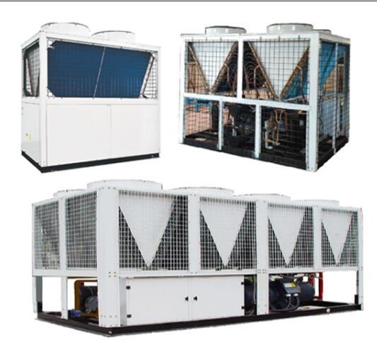 风冷冷水(热泵)模块机组
