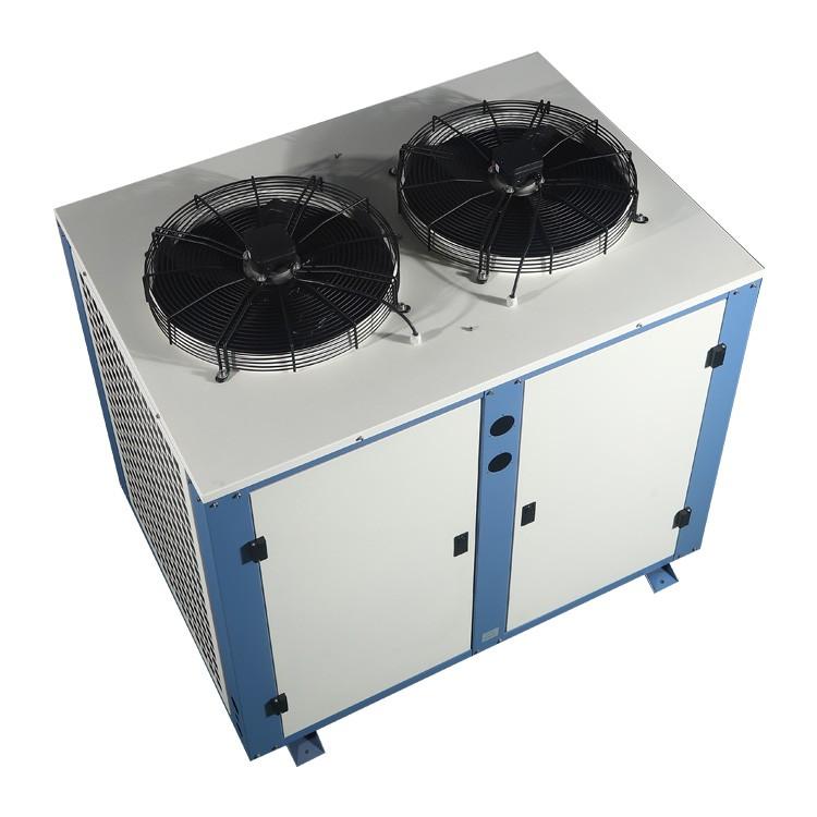 苏州博维恩机组箱型冷凝器冷凝机组
