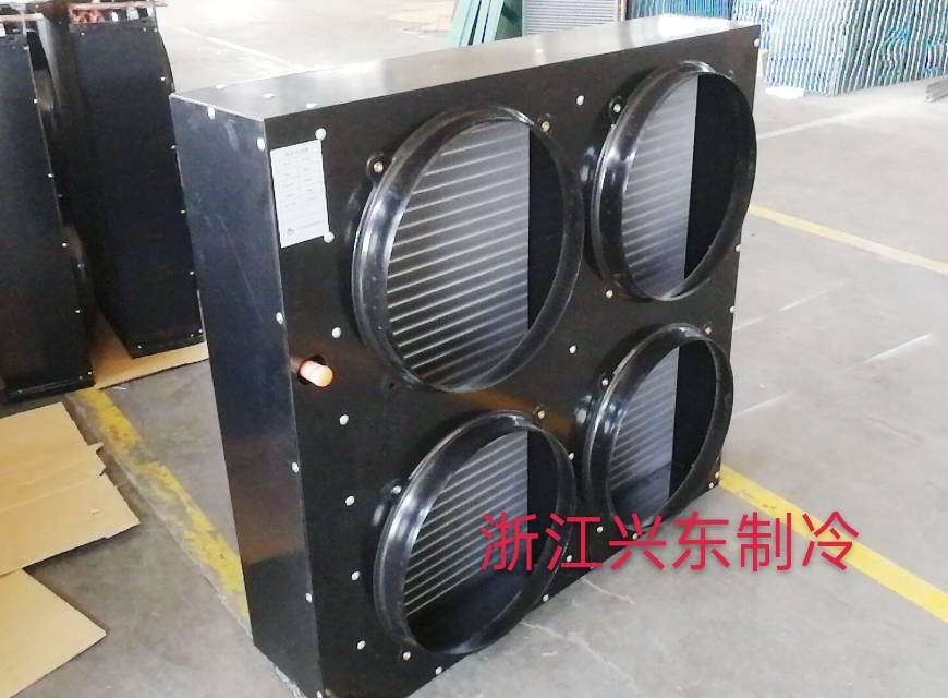 160平方直立式冷凝器