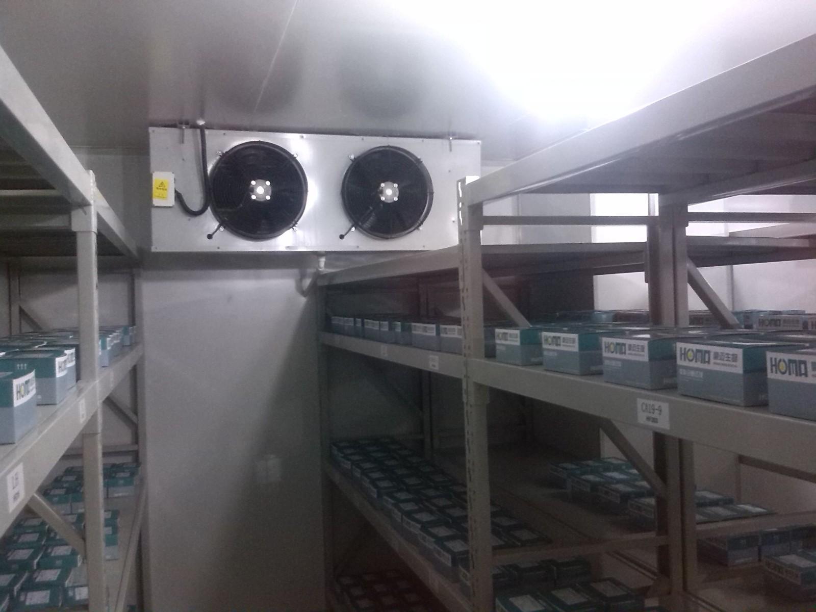 北京冷库设计安装5吨冷冻设备设计安装-18度冷藏库聚氨酯保温5匹