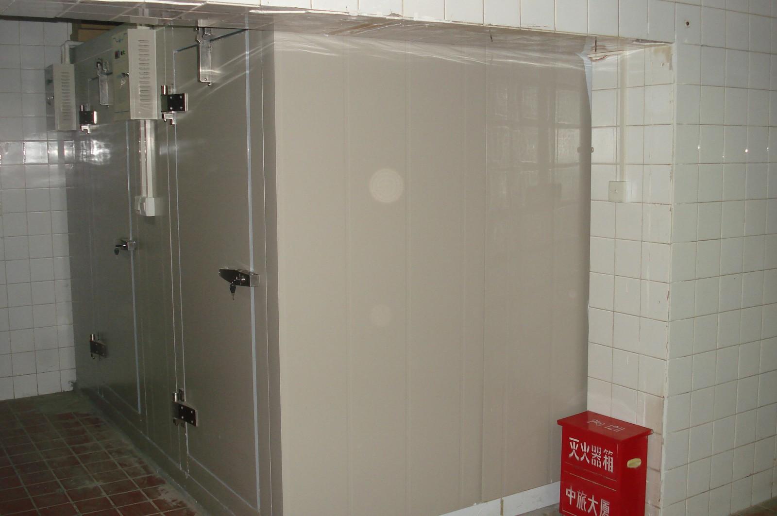 北京60平方米2-8度医院医药药品疫苗试剂冷藏库设计安装