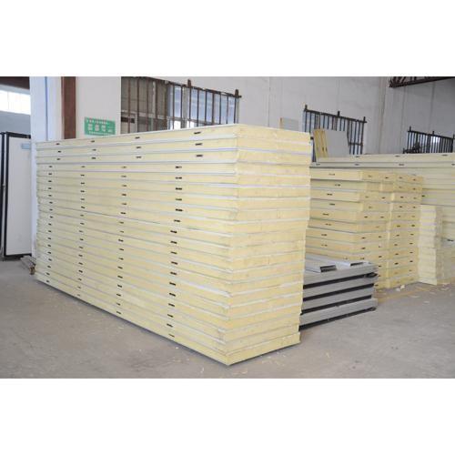 聚氨酯100mm冷库板冷冻库保温板速冻库保温板低温冷库保温材料
