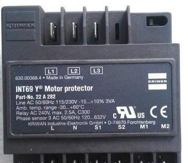 OUT69Y压缩机保护模块(可用于比泽尔、汉钟等压缩机)