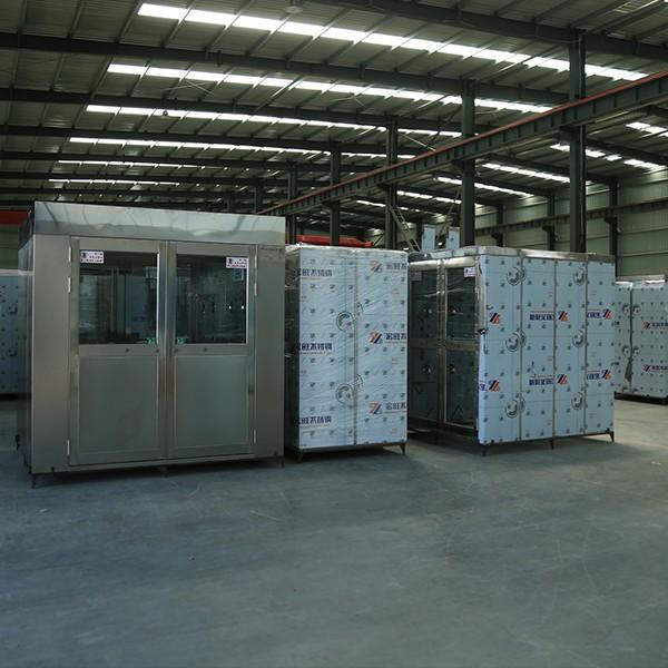 天津风淋室通风系统洁净室车间成套设备