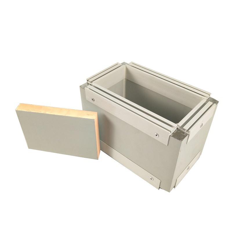 湖南中野彩钢酚醛铝箔复合保温板空调风管板材厂家报价