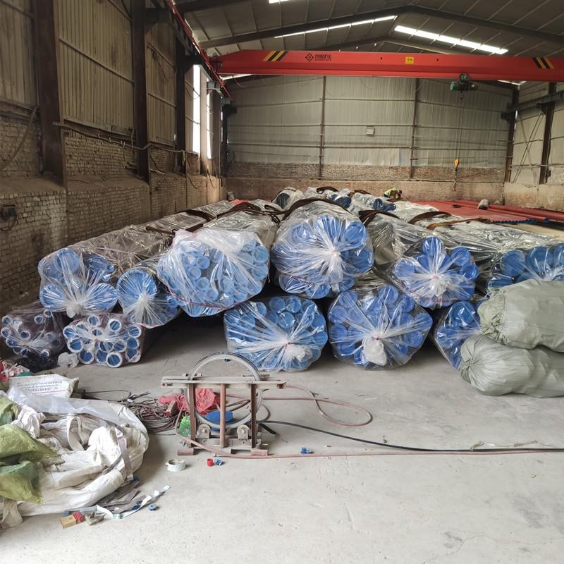 酸洗脱脂钝化 皂化磷化无缝管 工业用无缝钢管