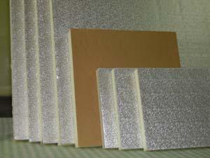 聚氨酯复合风管板材