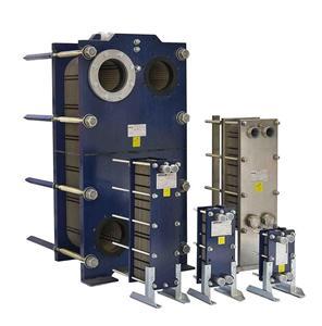 板式换热器及板式换热机组