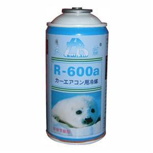 R-600a冷媒