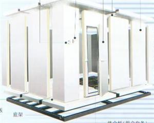 组合式冷库 冷库与库板
