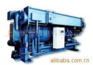 蒸汽双效型吸收式冷温水机组
